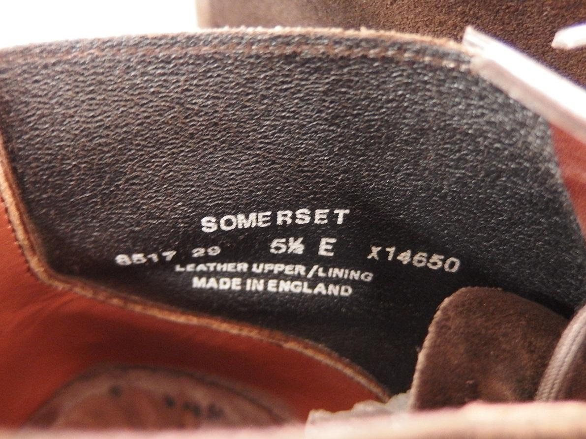 スエード靴を補色するための5ステップ_d0166598_15440085.jpg