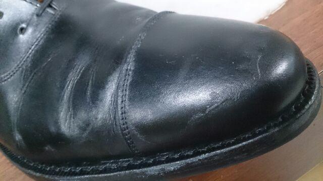 靴の中にも塩浮きが!_b0226322_16271966.jpg