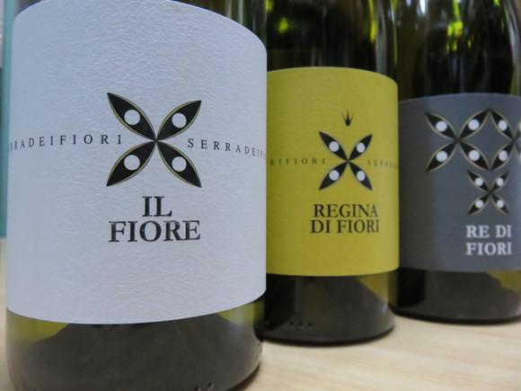 花の香りのするワイン。 : エノ...