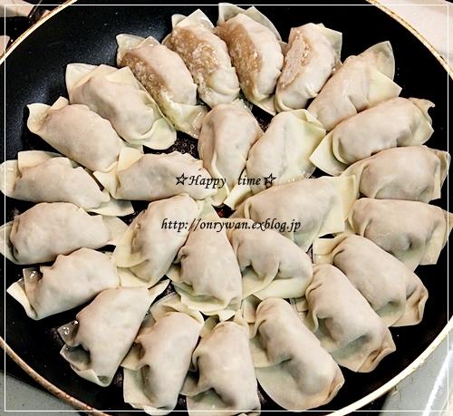 豚の生姜焼き弁当と小さなお客様と晩御飯♪_f0348032_18421968.jpg