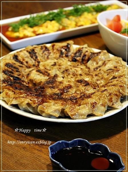 豚の生姜焼き弁当と小さなお客様と晩御飯♪_f0348032_18423399.jpg