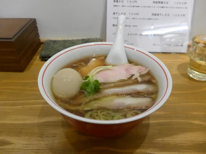 西荻窪「麺尊RAGE」へ行く。_f0232060_11493438.jpg