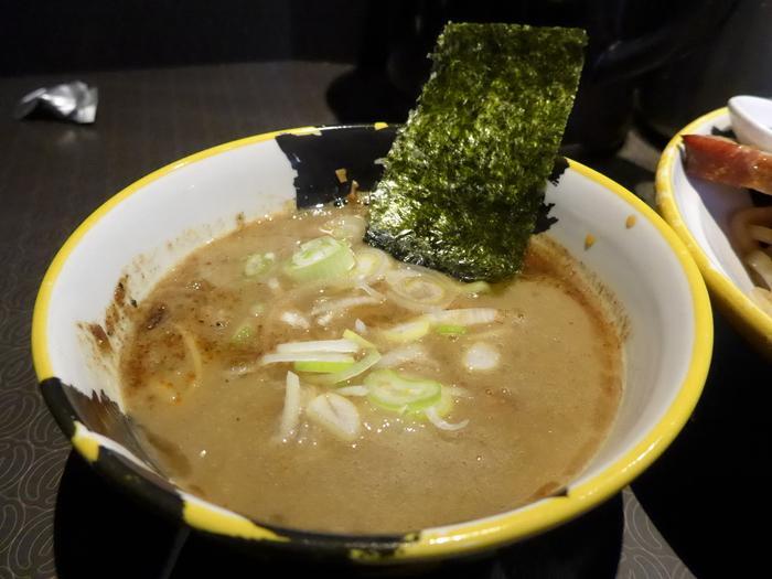 秋葉原「麺屋武蔵 巌虎」へ行く。_f0232060_15192059.jpg
