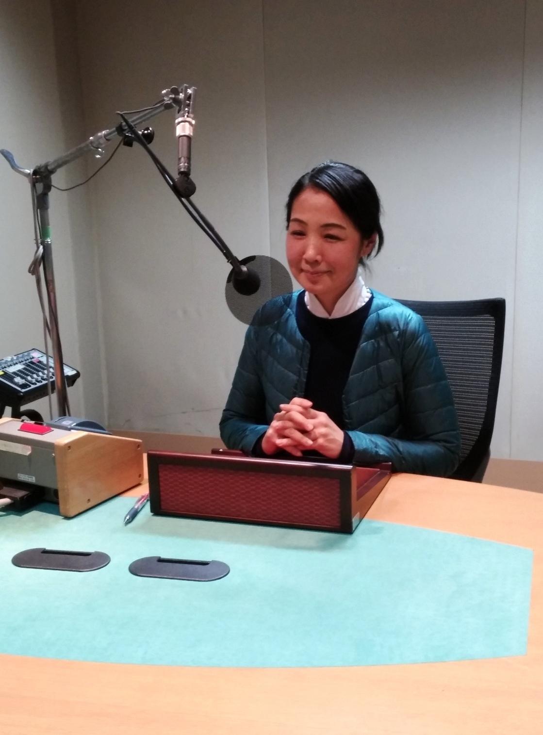 NHK『ラジオ深夜便』の収録でした_e0148373_13010098.jpg