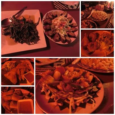 豪華レストランで夕食(*^^)v_a0199979_1335144.jpg