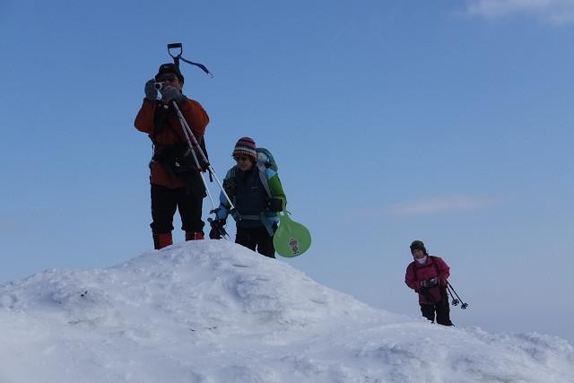白老岳、2月20日-送られて来た写真から-_f0138096_16184740.jpg