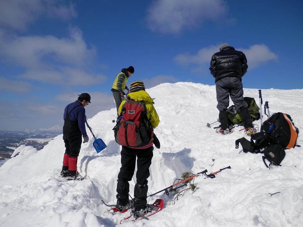 白老岳、2月20日-送られて来た写真から-_f0138096_16191833.jpg