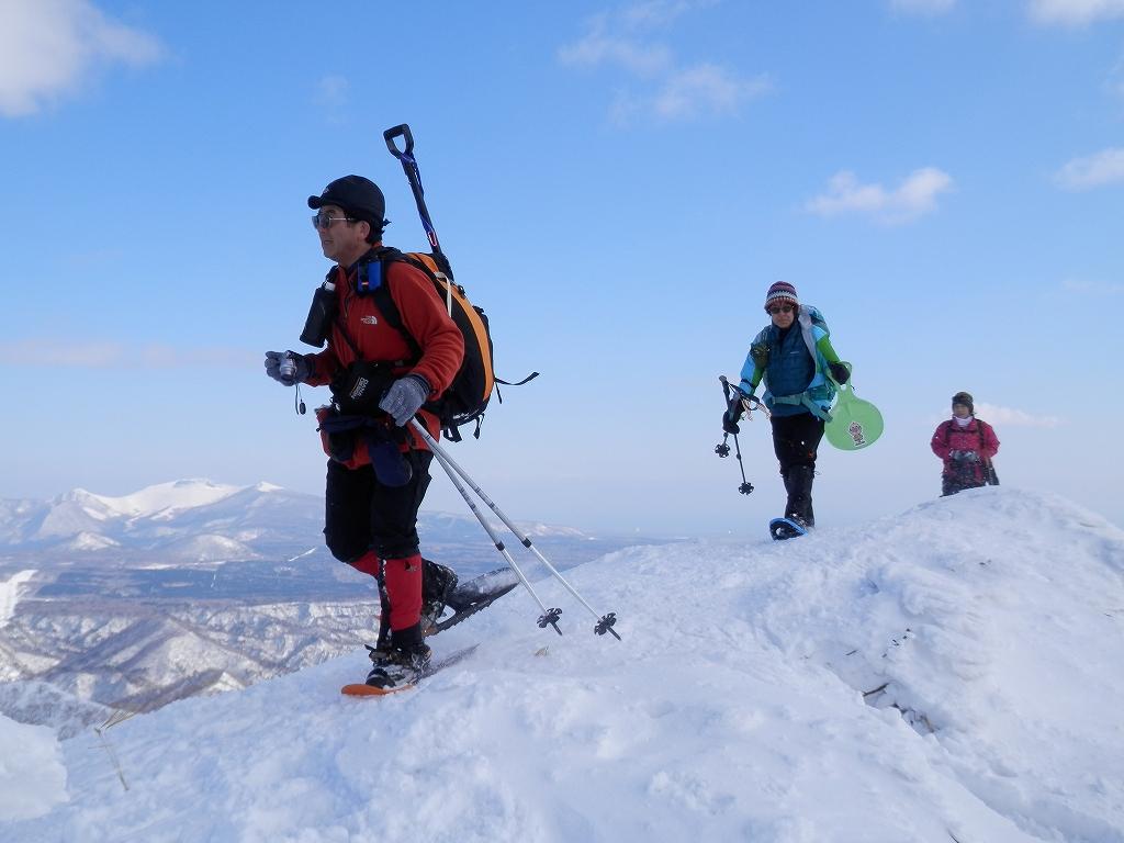 白老岳、2月20日-送られて来た写真から-_f0138096_16192998.jpg