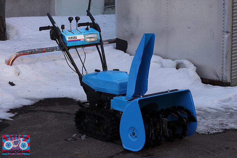SA560 ヤマハ リッキーの中古除雪機のお知らせ_e0126901_16444835.jpg