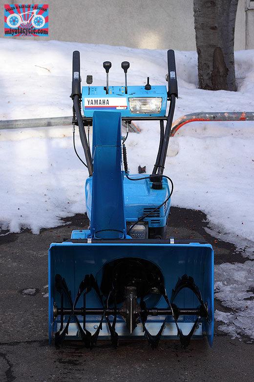 SA560 ヤマハ リッキーの中古除雪機のお知らせ_e0126901_16445308.jpg