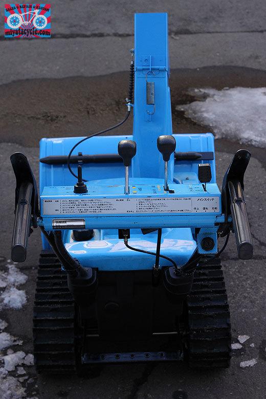 SA560 ヤマハ リッキーの中古除雪機のお知らせ_e0126901_16451401.jpg