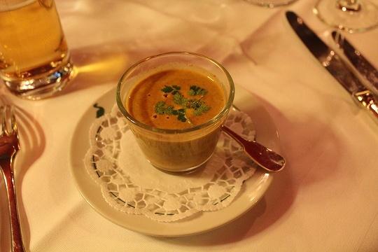 欧州出張2015年01月-第三日目-ドイツ・ミュンヘン・Gruene Gansで最高の夕食_c0153302_13300738.jpg