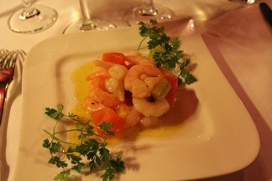 欧州出張2015年01月-第三日目-ドイツ・ミュンヘン・Gruene Gansで最高の夕食_c0153302_13300824.jpg