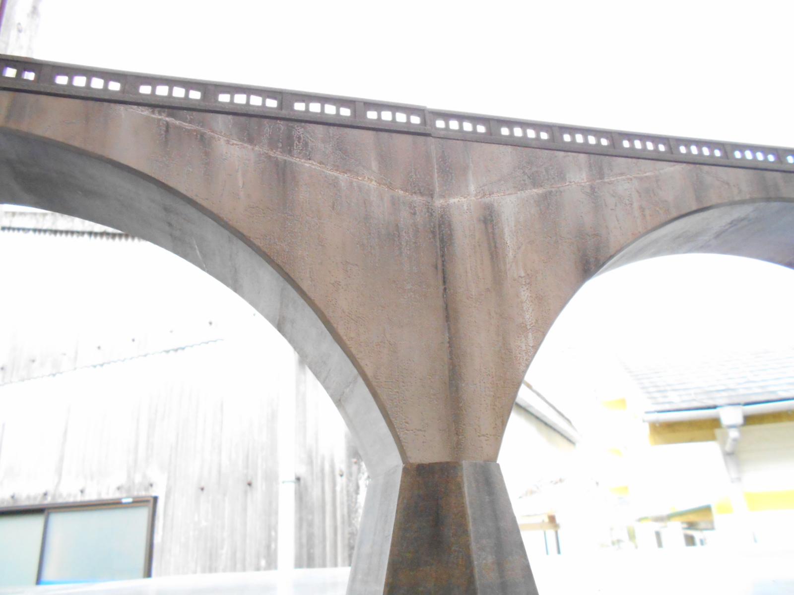 アーチ橋の製作 その3_e0146402_21231966.jpg