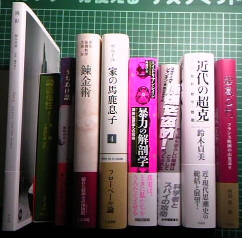 注目新刊:サルトル『家の馬鹿息子』第4巻、ほか_a0018105_1461365.jpg