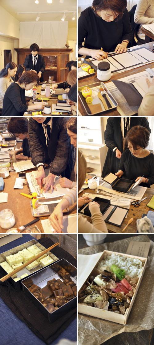 『記憶の標本匣』〜紙箱ワークショップ_d0023111_18424557.jpg