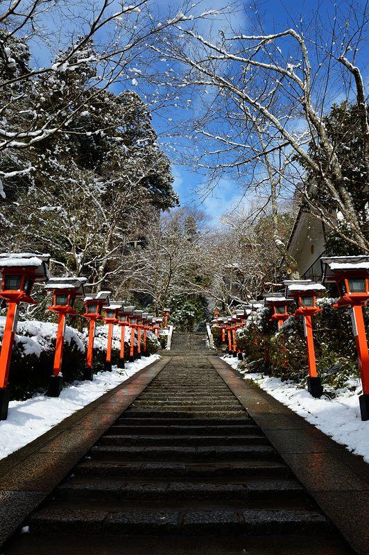 2015京の雪景色@鞍馬 其の一_f0032011_17214075.jpg