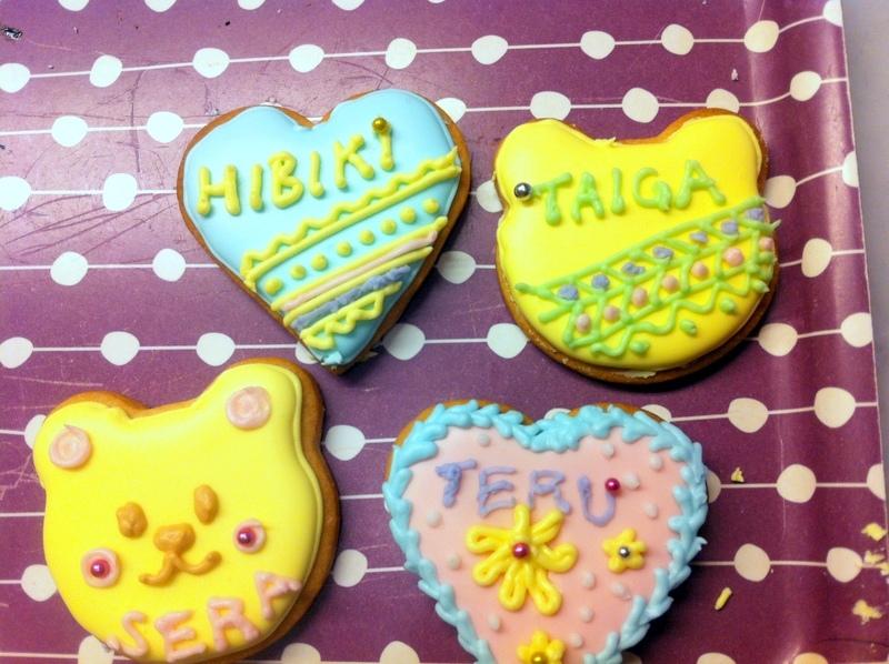 アイシングクッキーはじめの一歩レッスン♪_f0141419_09274505.jpg