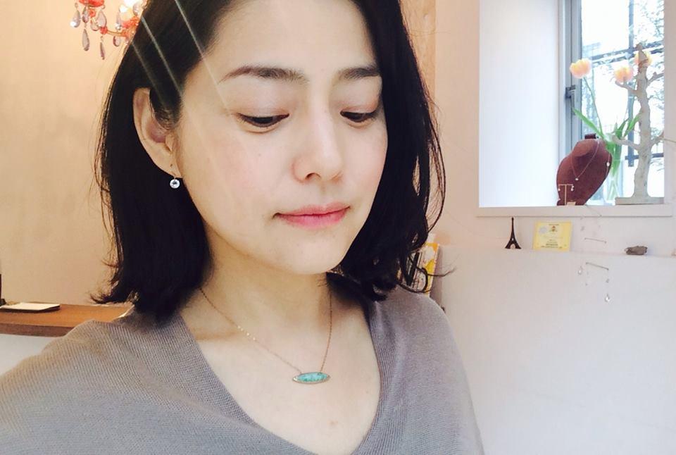 寺島しのぶさん・板谷由夏さん。ドラマ『三面記事の女たち』ご着用ネックレスについて。_c0221922_1844115.jpg