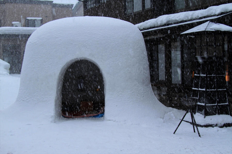 秋田県横田市「横手雪まつり」_d0106628_08331050.jpg