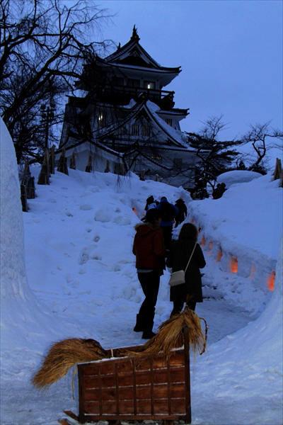秋田県横田市「横手雪まつり」_d0106628_08332813.jpg