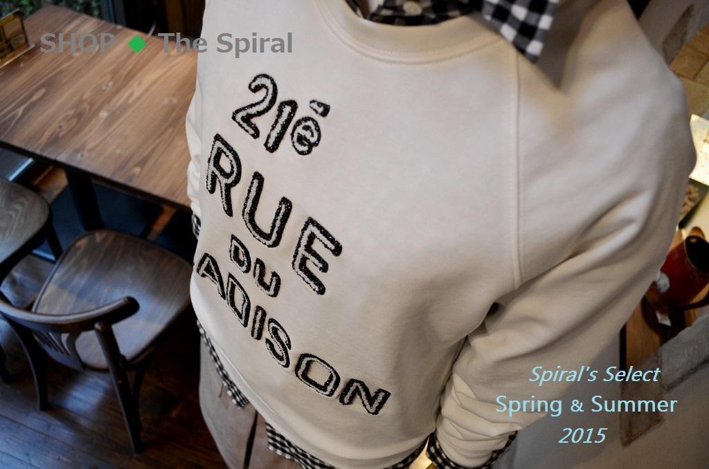 """""""春-Style No.10~2015 Spring & Summer New!\""""_d0153941_1723542.jpg"""