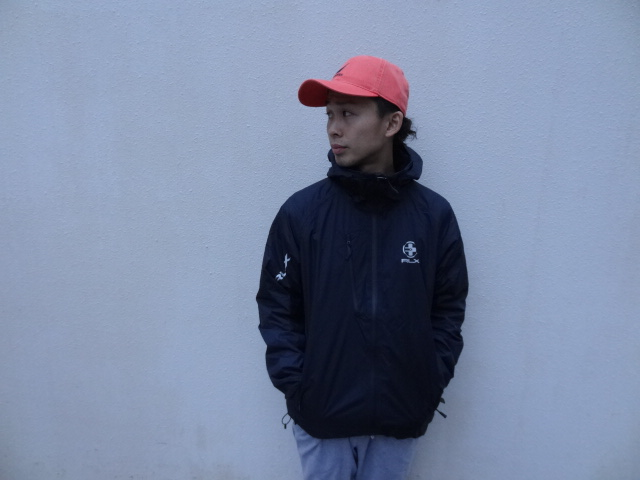 RLX Nylon Full-Zip Jacket!!!_a0221253_20153913.jpg