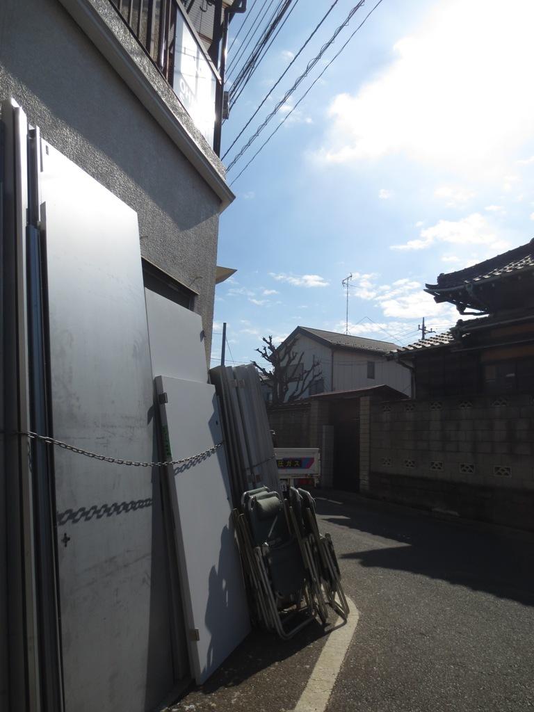 日本民藝館 & BONDI COFFEE SANDWICHES_c0310571_21210622.jpg
