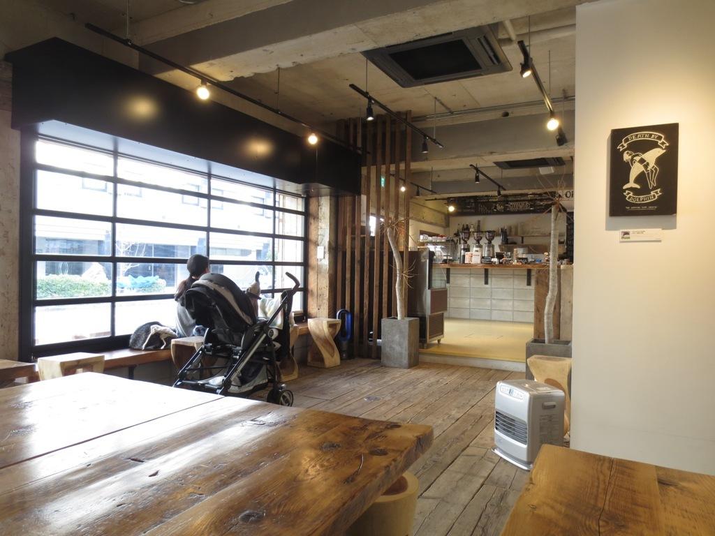 日本民藝館 & BONDI COFFEE SANDWICHES_c0310571_21212127.jpg