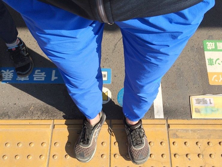 The North Face Flexible Ankle Pant_b0219778_22172438.jpg