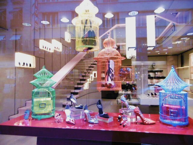 Roger  Vivier  Paris  Shop  Report  Feb, 2015_b0210699_20574114.jpg