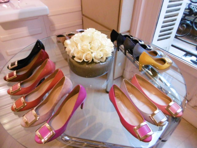 Roger  Vivier  Paris  Shop  Report  Feb, 2015_b0210699_21172952.jpg