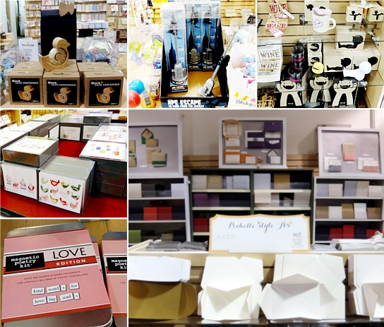 NYで「紙屋さん」と言えばココ、「ペーパー・プレゼンテーション」 Paper Presentation_b0007805_17592525.jpg