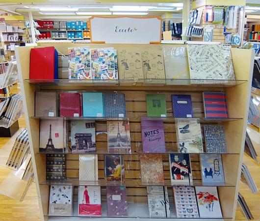 NYで「紙屋さん」と言えばココ、「ペーパー・プレゼンテーション」 Paper Presentation_b0007805_1813115.jpg