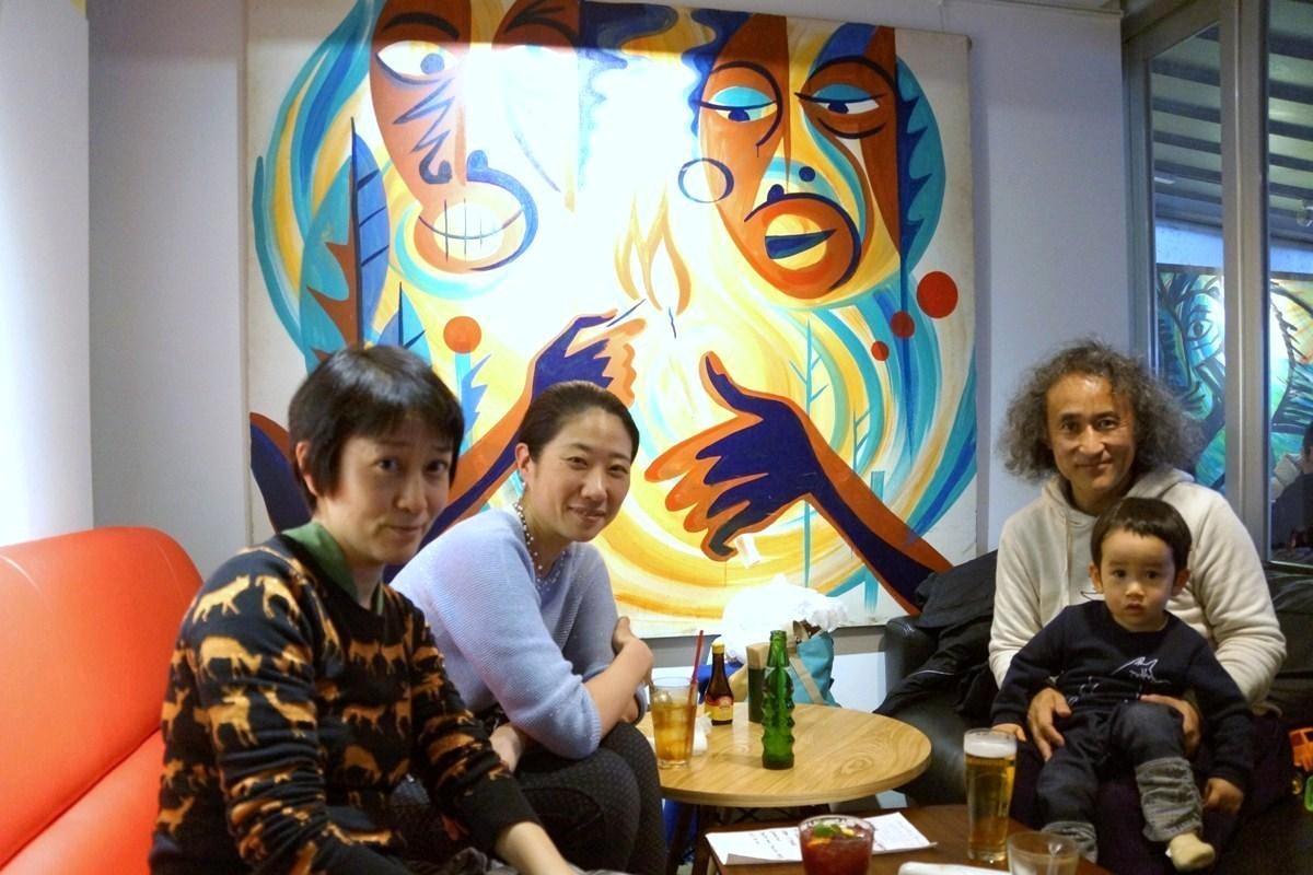 ペパカフェ・フォレストでピアノ教師の由美さんと_f0006713_22370167.jpg