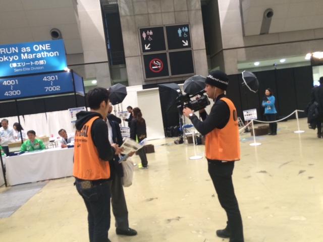 その1 感動!!「東京がひとつになる」東京マラソン ドキュメント EXPO編_c0222817_2029826.jpg