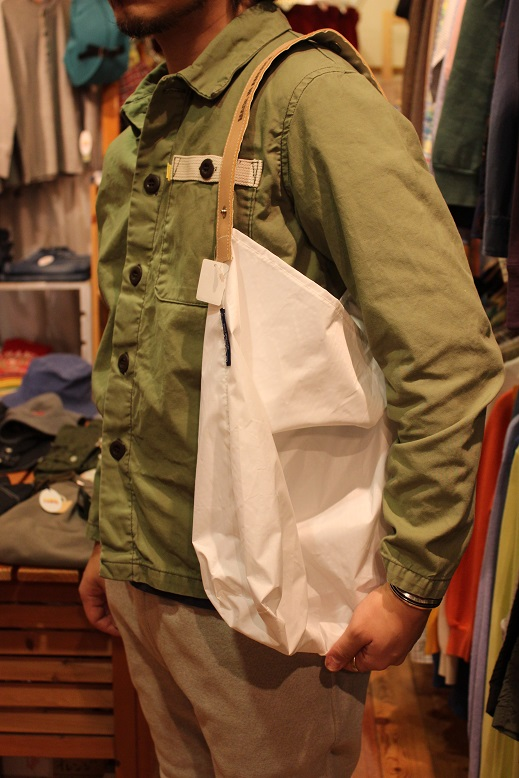"MADE IN USA BAG ""JULY NINE\"" ご紹介_f0191324_9452640.jpg"