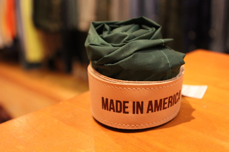 "MADE IN USA BAG ""JULY NINE\"" ご紹介_f0191324_9481795.jpg"