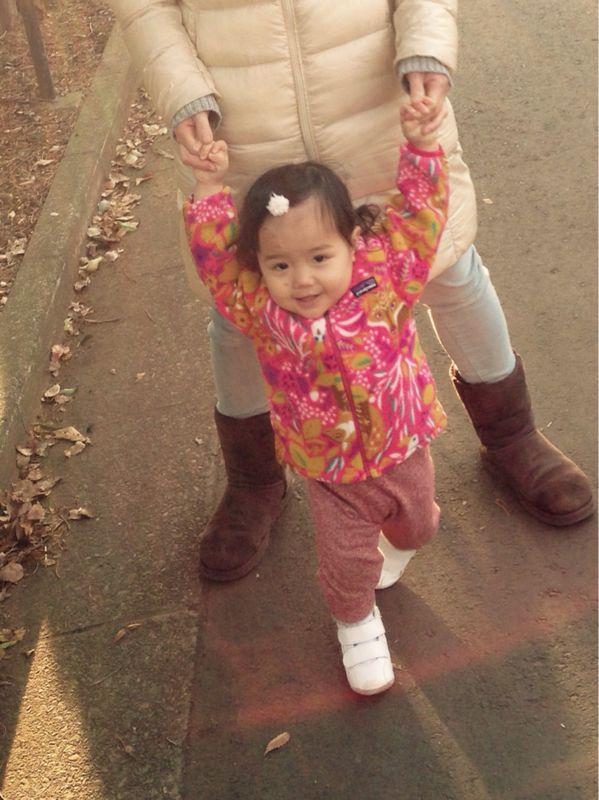 みつき1歳4ヶ月 〜歩き始めた!_e0253026_7442284.jpg