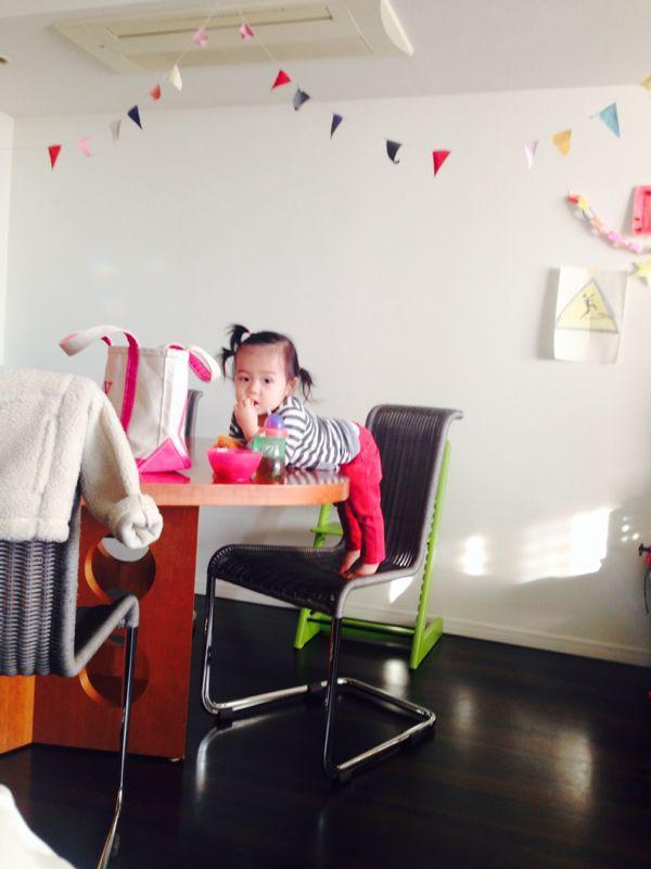 みつき1歳4ヶ月 〜歩き始めた!_e0253026_7442916.jpg