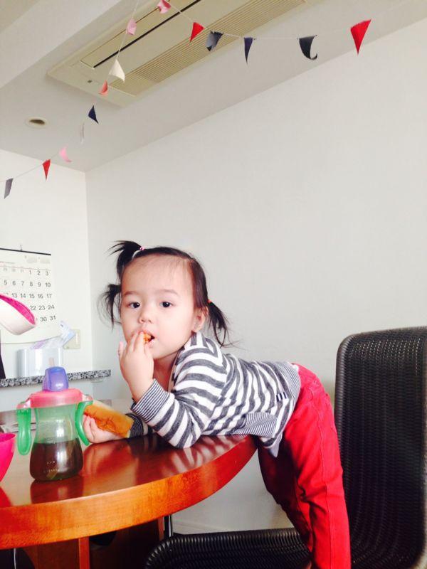 みつき1歳4ヶ月 〜歩き始めた!_e0253026_7443093.jpg