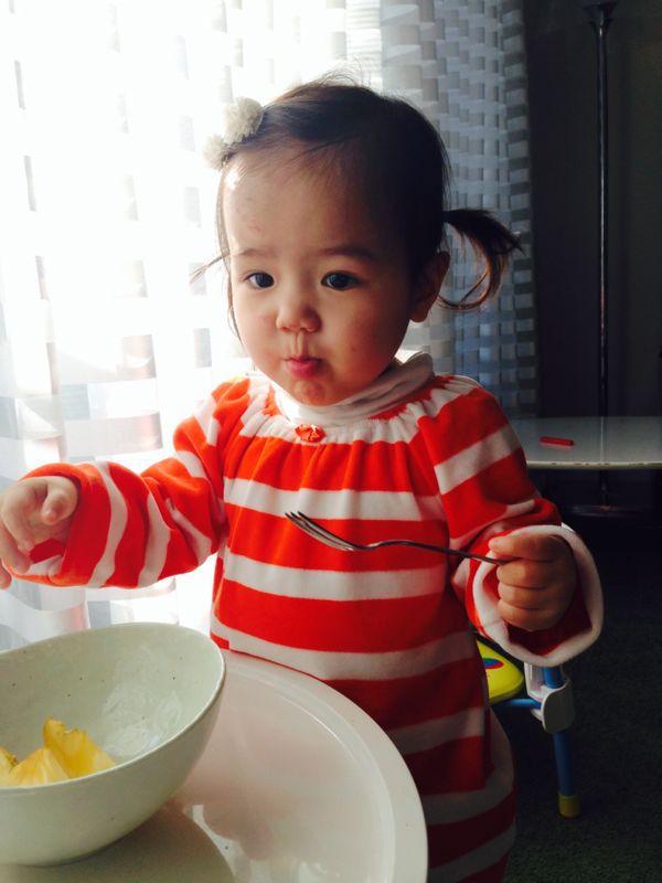 みつき1歳4ヶ月 〜歩き始めた!_e0253026_7443215.jpg