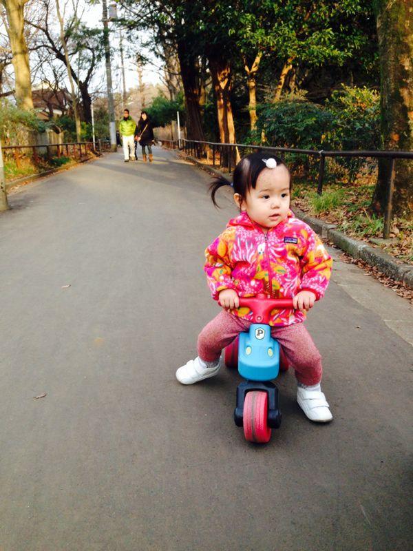 みつき1歳4ヶ月 〜歩き始めた!_e0253026_7443581.jpg