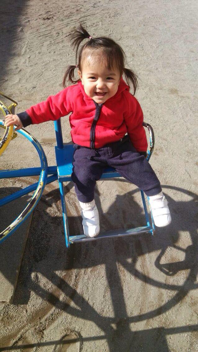 みつき1歳4ヶ月 〜歩き始めた!_e0253026_7443697.jpg