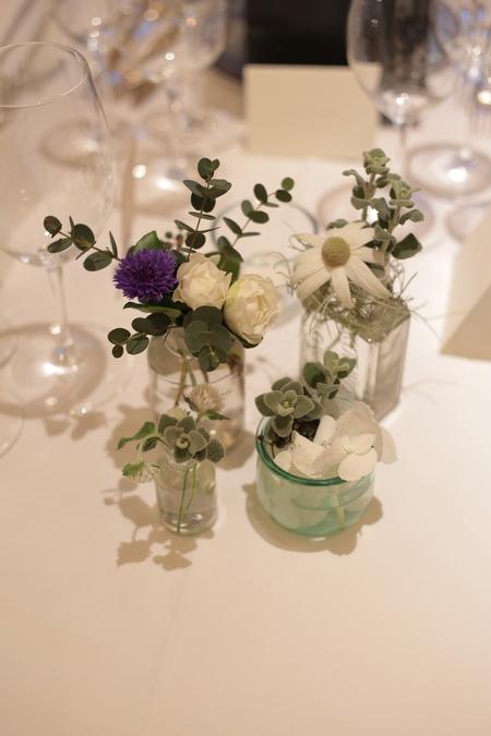 冬の装花 リストランテASO様へ ナチュラル&ヴィンテージ_a0042928_2128867.jpg