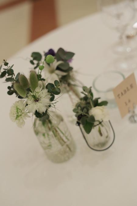 冬の装花 リストランテASO様へ ナチュラル&ヴィンテージ_a0042928_21341168.jpg