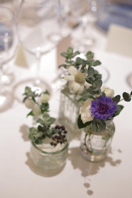 冬の装花 リストランテASO様へ ナチュラル&ヴィンテージ_a0042928_2294444.jpg