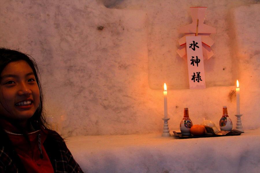 秋田県横田市「横手雪まつり」横手城公園_d0106628_07145133.jpg