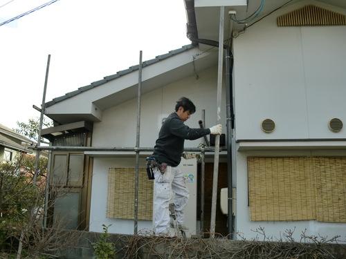廿日市市 S様邸・外壁塗装工事_d0125228_1464914.jpg