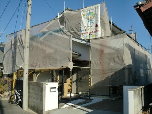 廿日市市 S様邸・外壁塗装工事_d0125228_1525070.jpg